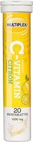 Bild på Multiplex C-vitamin Citron 20 brustabletter