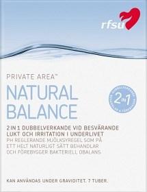 Bild på RFSU Natural Balance 7 st
