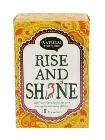 Bild på Natural Temptation Rise & Shine 18 tepåsar