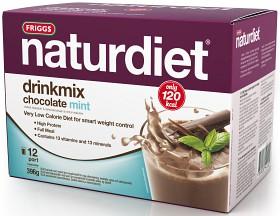 Bild på Naturdiet Drinkmix Chocolate Mint 12 portioner