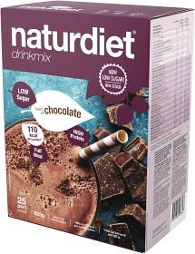 Bild på Naturdiet Drinkmix Choklad 25 portioner