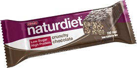 Bild på Naturdiet LSHP Bar Crunchy Chocolate 50 g