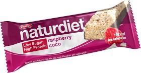 Bild på Naturdiet LSHP Bar Raspberry Coco 50 g
