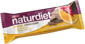 Bild på Naturdiet Mealbar Orange Chocolate 57 g