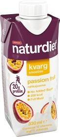 Bild på Naturdiet Kvargsmoothie Passionfruit 330 ml