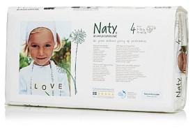 Bild på Naty Blöjor stl 4 Maxi ekonomipack 46 st