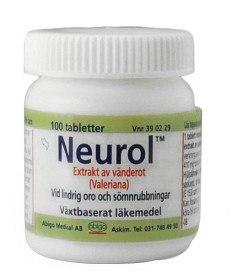 Bild på Neurol, dragerad tablett 100 st