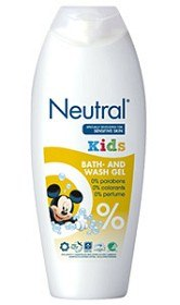 Bild på Neutral Kids Bad & Dusch 250 ml