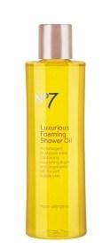Bild på No7 Luxurious Foaming Shower Oil 200 ml