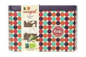 Bild på Vital Nougat Choklad & Vanilj plåtburk 250 g