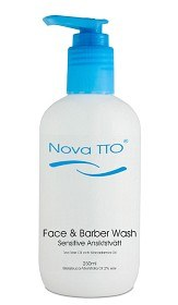 Bild på Nova TTO Face & Barber Wash 250 ml