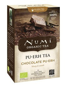 Bild på Numi Organic Tea Chocolate Pu-erh 16 st
