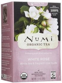 Bild på Numi Organic Tea White Rose 16 st
