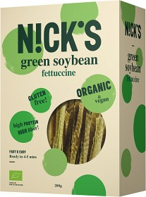 Bild på Nicks Green Soybean Fettuccine 200 g