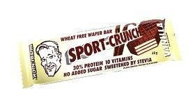 Bild på Sport Crunch Vanilj 40 g