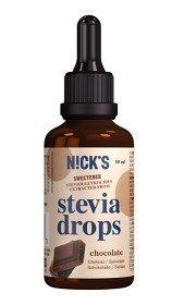 Bild på Nutri-Nick Stevia Drops Chocolate 50 ml