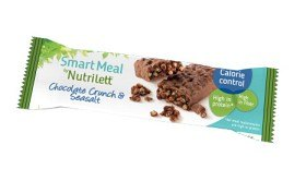 Bild på Nutrilett Chocolate Crunch & Seasalt Bar