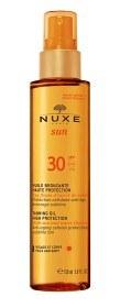 Bild på NUXE SUN Tanning Oil Face & Body SPF 30