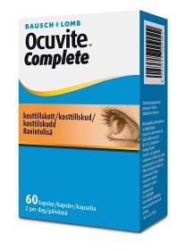 Bild på Ocuvite Complete 60 gelkapslar