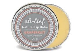 Bild på Oh-Lief Lip Balm Grapefruit 25 g
