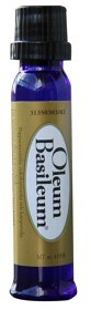 Bild på Oleum Basileum, inhalationsånga, lösning 10 ml