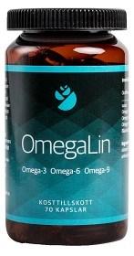 Bild på Omega Lin 200 kapslar
