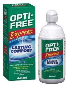 Bild på Opti-Free Express NoRub 355 ml