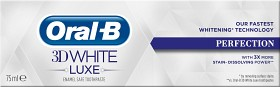 Bild på Oral-B 3D White Luxe Perfection 75 ml