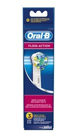 Bild på Oral-B Floss Action borsthuvud 3 st