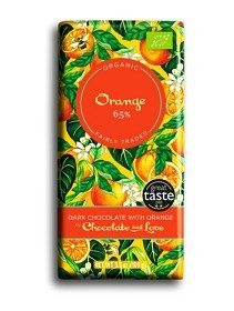 Bild på Dark Chocolate with Orange 100 g