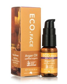 Bild på Organic Argan Oil Face Serum 15 ml