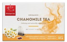 Bild på Khoisan Chamomile Tea 20 st