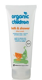 Bild på Organic Children Bath & Shower Citrus Crush 200 ml