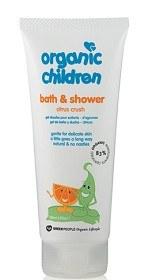 Bild på Organic Children Bath & Shower Citrus Crush 200 ml