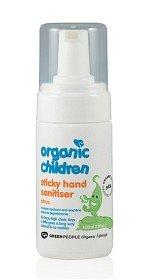Bild på Organic Children Sticky Hand Santiser 100 ml