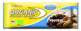 Bild på Organic Food Bar Protein 70 g