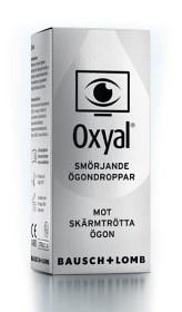 Bild på Oxyal ögondroppar 3 ml