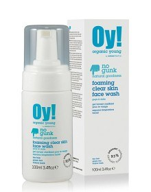 Bild på Oy! Foaming Antibacterial Face Wash 100 ml