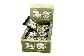 Bild på Paleo Crunch Raw Coconut 12 st