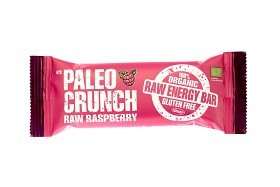 Bild på Paleo Crunch Raw Raspberry 47 gram