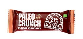 Bild på Paleo Crunch Raw Recovery Bar Dark Cacao 48 g