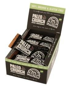 Bild på Paleo Crunch Raw Recovery Bar Liquorice 12 st