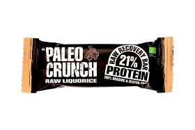 Bild på Paleo Crunch Raw Recovery Bar Liquorice 48 g