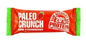 Bild på Paleo Crunch Raw Recovery Bar Strawberry 48 g