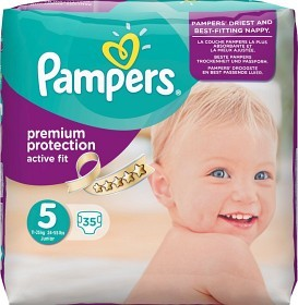 Bild på Pampers Active Fit S5 11-25 kg 35 st