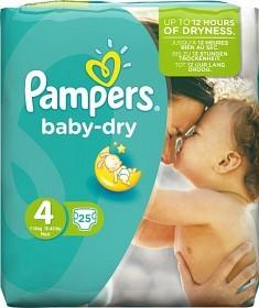 Bild på Pampers Baby-Dry S4 7-18 kg 25 st