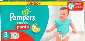 Bild på Pampers Baby-Dry Pants S3 6-11 kg Jumbopack 80 st