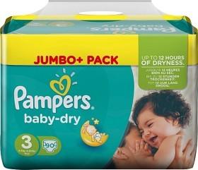 Bild på Pampers Baby-Dry S3 4-9kg 90 st