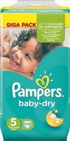 Bild på Pampers Baby-Dry S5 11-25 kg 108 st