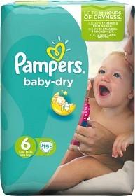 Bild på Pampers Baby-Dry S6 15+ kg 19 st